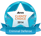 Avvo Clients Choice 2014